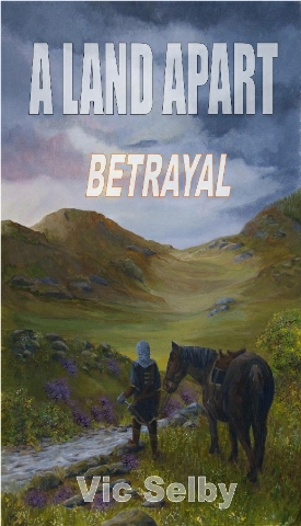 book cover betrayal