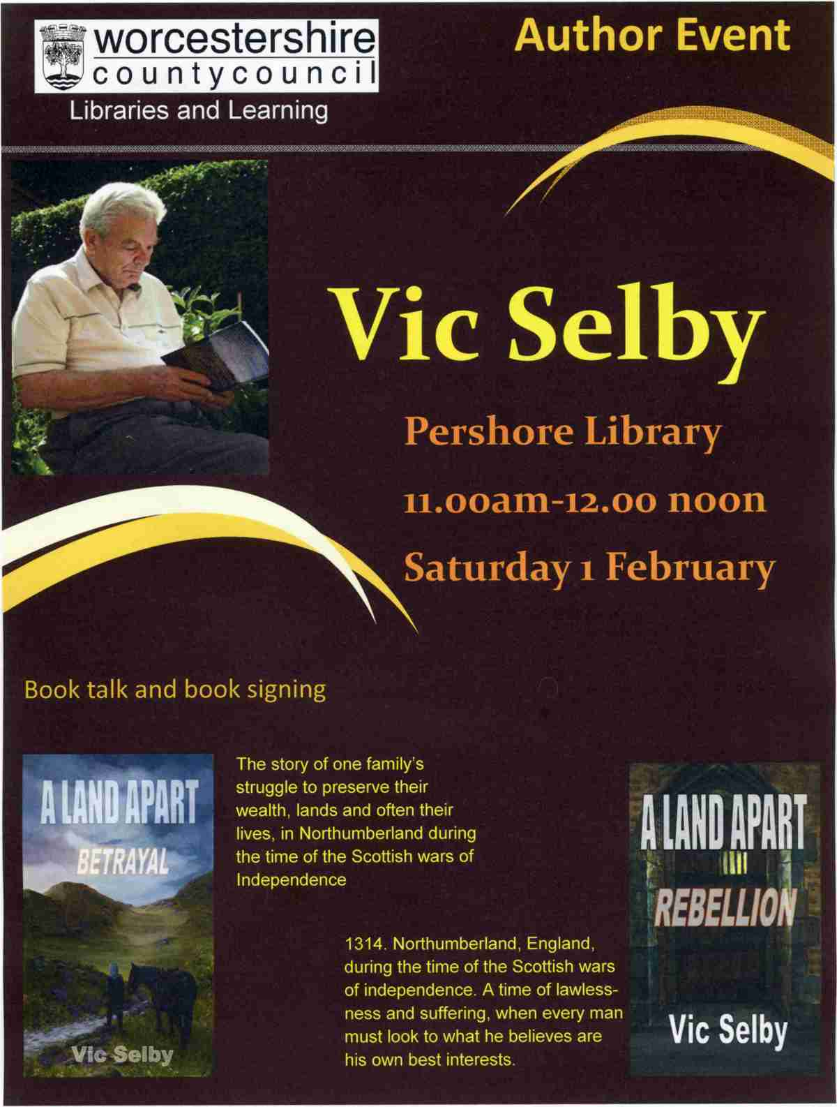 author event feb2014